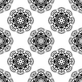 Orient Seamless Vector Pattern. Abstract Stock Photography