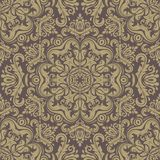 Orient Seamless Vector Pattern. Abstract Royalty Free Stock Photography