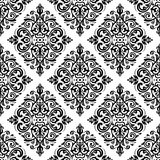 Orient Seamless Vector Pattern. Abstract Royalty Free Stock Photos