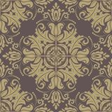 Orient Seamless Vector Pattern. Abstract Stock Images