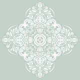 Orient vector ornamental round lace Stock Photos