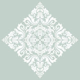 Orient vector ornamental round lace Stock Photo