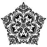 Orient Vector Pattern. Abstract Background. Oriental vector pattern with damask, arabesque and floral elements. Abstract background vector illustration