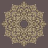 Orient Vector Pattern. Abstract Background Royalty Free Stock Photography