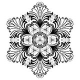 Orient Vector Pattern. Abstract Background Royalty Free Stock Images