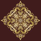 Orient Vector Pattern. Abstract Background Royalty Free Stock Image