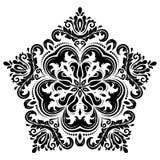 Orient-Vektor-Muster entziehen Sie Hintergrund Stockfotos