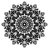 Orient-Vektor-Muster entziehen Sie Hintergrund Stockbild