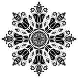 Orient-Vektor-Muster entziehen Sie Hintergrund Lizenzfreie Stockfotografie