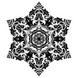 Orient-Vektor-Muster entziehen Sie Hintergrund Lizenzfreies Stockfoto