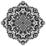 Orient-Vektor-Muster entziehen Sie Hintergrund Stockfoto