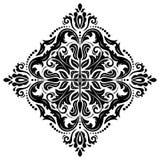 Orient-Vektor-Muster entziehen Sie Hintergrund Stockfotografie