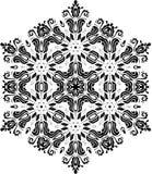 Orient-Vektor-Muster entziehen Sie Hintergrund Lizenzfreies Stockbild