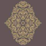 Orient-Zusammenfassungs-Muster Stockfotos