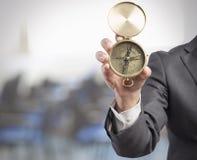 Orientação no negócio Imagens de Stock Royalty Free