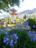 Orientała park w Alhaurin de losie angeles Hiszpania Fotografia Royalty Free
