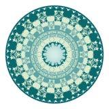 Orientała wzór 06 i ornamenty Ilustracja Wektor