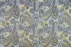 Oriental или Пейсли, турецкий огурец, разрыв Аллаха, индейца или Стоковое Изображение RF