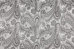 Oriental или Пейсли, турецкий огурец, разрыв Аллаха, индейца или Стоковое фото RF