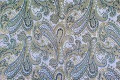 Oriental или Пейсли, турецкий огурец, разрыв Аллаха, индейца или Стоковые Изображения