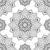 Oriental abstract ornament. Stock Images