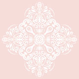 Oriental Abstract  Pattern Stock Image