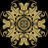 Oriental Abstract  Pattern Royalty Free Stock Photos