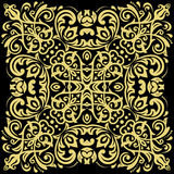Oriental Abstract Vector Pattern Stock Images