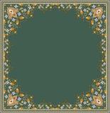 Oriental adornó el marco libre illustration
