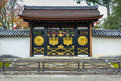 Oriental architecture detail Stock Photography
