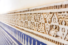 Oriental architecture detail, Morocco Stock Photos