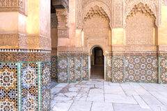 Oriental architecture, Morocco Stock Photo