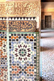 Oriental architecture, Morocco Stock Photography