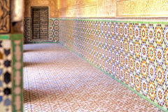 Oriental architecture, Morocco Stock Images
