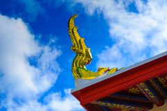 Oriental architecture stock photography
