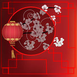 Oriental background Royalty Free Stock Photos