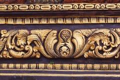 Oriental background : Bali style Stock Photography