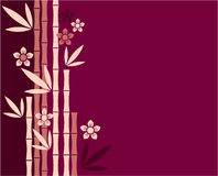 Oriental Background Illustration Stock Image