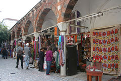 Oriental Bazaar Royalty Free Stock Image