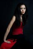 Oriental Beauty Royalty Free Stock Image