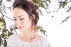Oriental beauty Royalty Free Stock Photography