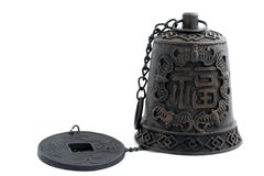 Oriental bell Stock Photography