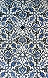 Oriental Blue And White Pattern Stock Image