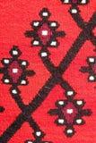 Oriental bosnian carpet royalty free stock photography