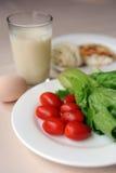 Oriental Breakfast Stock Image