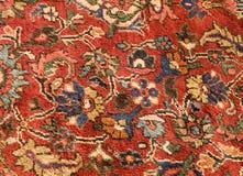 Oriental Carpet Stock Photo