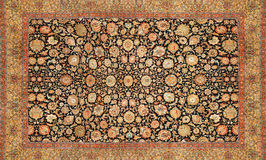 Oriental carpet Stock Photography