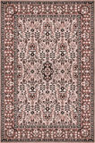 Oriental carpet texture Royalty Free Stock Image