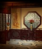 Oriental chamber 4 Royalty Free Stock Photography