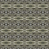 Oriental Check Ornate Seamless Pattern Royalty Free Stock Image